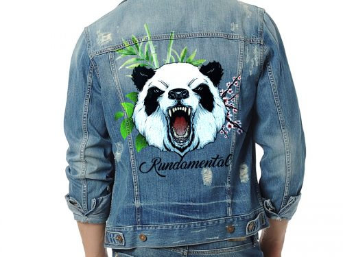 RDM DENIM JACKET