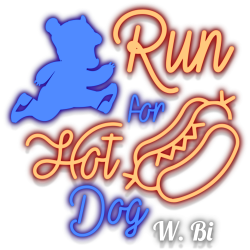 RUN FOR HOT DOG