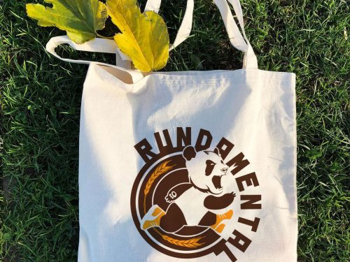 KENDINE HAS RUNDAMENTAL TOTE BAG