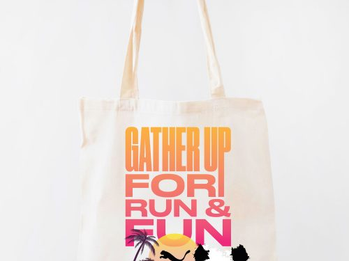 GATHER UP FOR RUN & FUN | DREAMBOAT BEZ ÇANTA