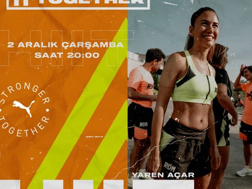 STRONGER TOGETHER #4 HIIT
